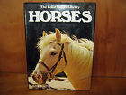 """Horses"" by Jane Burton Hardback Book with Dust Nacket 1978 Used"