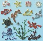 Under the Sea Quilling Kit includes Designs Paper