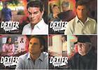DEXTER SEASON 4 MINI MASTER SET WITH CHASE INSERT SETS BASE SET PROMOS