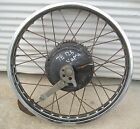 1978 Yamaha DT125 Rear Wheel with Axle