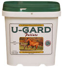 U Gard Pellets Horse Pony Foal Supplement Ulcers Weight Diarrhea Colic 4 lbs