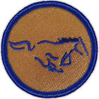 Fun Boy Scout Patches Mustang 2012 Patrol 467