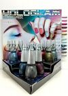 China Glaze - HOLOGLAM HOLOGRAPHIC Collection 12 colors 1169-1174