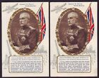 POSTCARDS WWI GENERAL SIR HORACE SMITH-DORIAN GOVERNOR OF GIBRALTAR INDIA