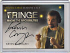 2013 Cryptozoic Fringe Seasons 3 and 4 Autographs Guide 29