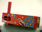 Vtg US Metal Tin Toy Mfg Co NY USA Noise Maker Child Lithographs New Years Party