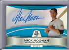 2010 BOWMAN PLATINUM #BPA-NN NICK NOONAN AUTO. ROOKIE RC REFRACTOR GIANTS 28 99