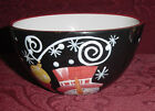 CERTIFIED INTERNATIONAL STEPHANIE STOUFFER SOUP / CEREAL BOWL SNOWMAN EC