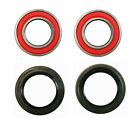 Front Wheel Bearing & Seal Kit Yamaha Kodiak 400 2x4 & 4x4 2003 2004 2005 2006