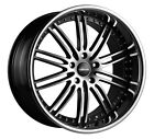 20 VERTINI HENNESSEY STAGGERED WHEELS 5X112 RIM FITS MERCEDES BENZ S CLASS 600