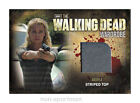 2012 Cryptozoic Walking Dead Season 2 Wardrobe Costume Card Guide 39