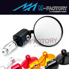 CNC Side Bar End Mirrors Ducati Monster 600 750 900 1000 1100 S EVO 620 IE