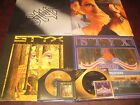 GRAND ILLUSION BY STYX HDCD 24 KARAT GOLD AUDIO FIDELITY CD + VINYL + BONUS SACD