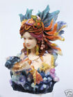 CASE LOT SPECIAL JOSEPHINE WALL DAUGHTER OF THE DEEP FAIRY STATUE FIGURE