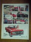 1970 Don Knotts TV Sitcom Star Dodge Sport Truck Chrysler Pickup ad