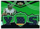 2006 Topps Triple Threads Emerald LaDainian Tomlinson 12 18 Game Used JSY Relic