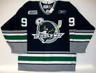 TYLER SEGUIN PLYMOUTH WHALERS JERSEY RBK AUTHENTIC 54 BOSTON BRUINS ULTRAFIL