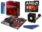 AMD FX 9370 Eight CORE CPU CROSSHAIR MOTHERBOARD 8GB DDR3 MEMORY RAM COMBO KIT