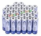 32x AA 3000mAh 2A 1.2 V Ni-MH Rechargeable Battery BTY Cell for MP3 RC Toys