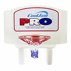 Swimline Super Wide Cool Jam Pro Inground Swimming Pool Basketball Hoop  9195