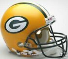 Green Bay Packers Riddell Authentic Pro Line NFL Football Full Size Helmet New