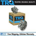 TRQ Front Wheel Hub And Bearing Left  Right Pair for BMW 5 Series Z8 E39