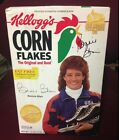 BONNIE BLAIR Autographed 2x Signed Box of Corn Flakes Cereal USA OLYMPICS