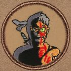 What an Awesome Boy Scout Patch M38 Ninja Zombie Patrol 31567