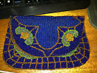 Beautiful Vintage 1920's Beaded Clutch Bag