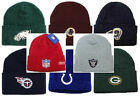 Knit Winter Hat/Beanie *NFL Football* (AFC/NFC)Cuffed w/ Logo *Select Your Team*