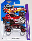 2013 HOT WHEELS RLC FACTORY SET SUPER TREASURE HUNT 2010 TOYOTA TUNDRA