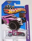 2013 HOT WHEELS RLC FACTORY SET SUPER TREASURE HUNT BONE SHAKER