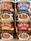 'Vita Premium Instant Hot or Iced Cappuccino Coffee Drink Mix ~ One Can