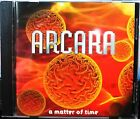 Arcara - A Matter Of Time (CD, 1997, Avex D.D., Inc., Japan w/OBI)