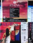 Athena - Inside, The Moon (CD, 1998, Teichiku Records, Japan w/OBI)