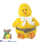 Boyds Bear  Lily's Chick with Eggbert McNibble Treasure Box  2013