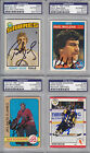 1976 OPC Bob Sauve #308 RC Autograph PSA DNA Authentic Buffalo Sabres