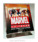 MARVEL UNIVERSE 2014 FACTORY SEALED BOX (24 PACKS)