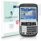 iLLumiShield Anti Glare Matte Screen Protector 3x for HTC Dash 3G T Mobile