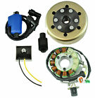 Stator 200 Watt Flywheel Puller Ignition Coil Kit YFZ 350 Banshee 2001 2002 2003