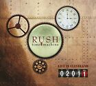 Rush - Time Machine 2011 - Live In Cleveland (NEW CD)