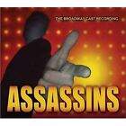 Assassins - The Broadway Cast Recording (NEW CD)