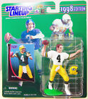 BRETT FAVRE NFL Greenbay Packers Football Figure STARTING LINEUP 1998 NOC SLU