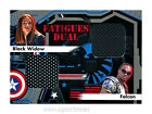 2014 Upper Deck Captain America: The Winter Soldier Trading Cards 12