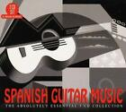 Spanish Gutar Music - The Abs. - Various Artists (NEW 3 x CD)