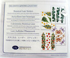 BOTANICAL LASER STICKERS by Creative Memories Four 4 x 5 Sheets