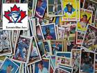 TORONTO BLUE JAYS - 2,000 Card Megalot (Assorted Players, Years, Companies)