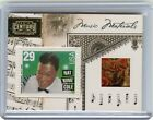 2010 PANINI CENTURY COLLECTION #1 NAT KING COLE STAMP & RELIC SP #110 250