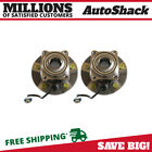 Rear Pair 2 Wheel Hub Bearing Assemblies 5 Stud Fits 02 05 2006 2007 Saturn Vue
