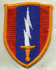 Vietnam Era US Army 1st Signal Brigade Full Color Patch